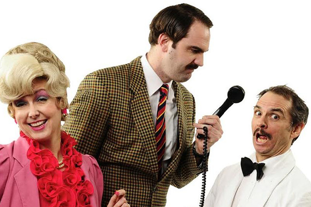 Faulty Towers -The Dining Experience
