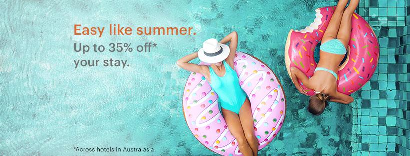 Summer in Sydney | Holiday Inn Potts Point