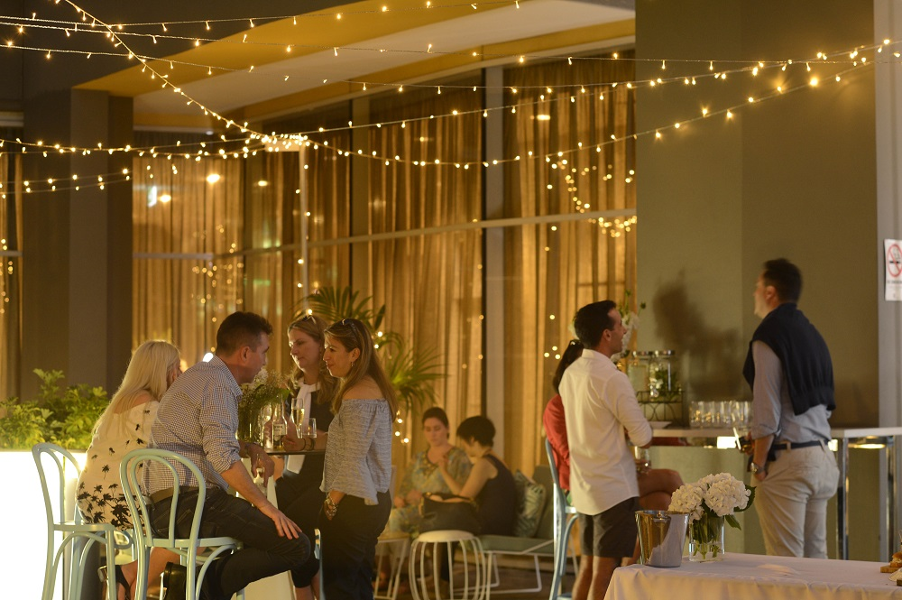 Jacaranda Terrace Event