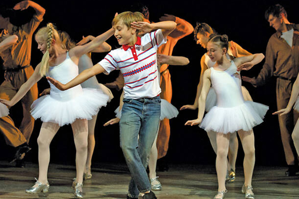 Photograph of Billy Elliot The Musical, international production by Alastair Muir