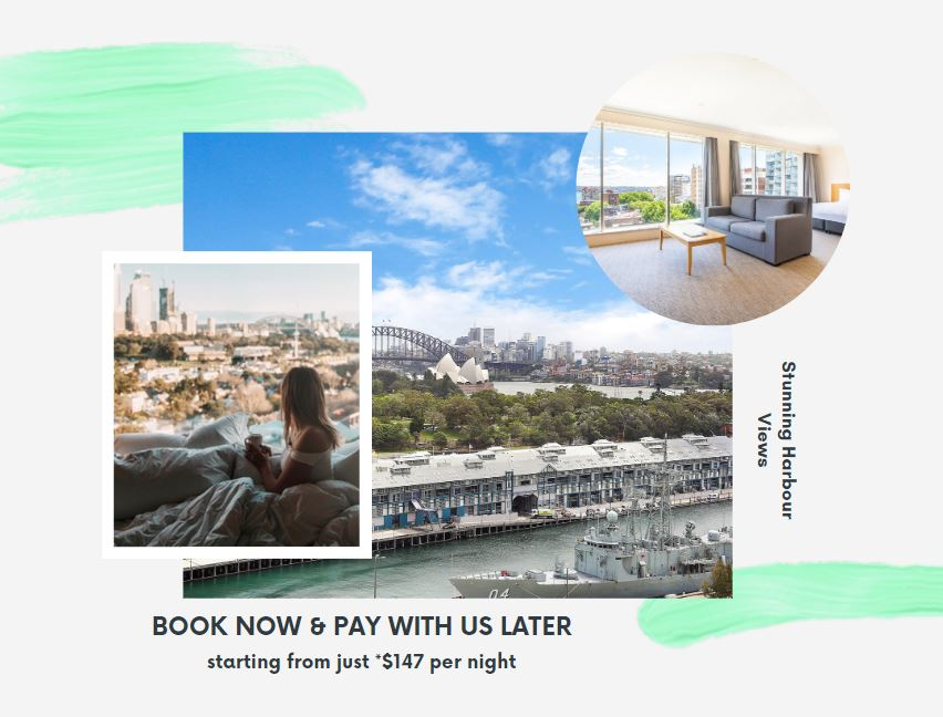 Book Now Pay Later at Holiday Inn Potts Point
