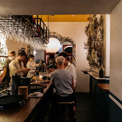 Ezra restaurant & bar, Potts Point
