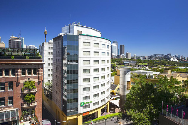 Sydney hotel - Holiday Inn Potts Point