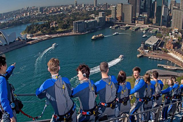 BridgeClimb Sydney Australia