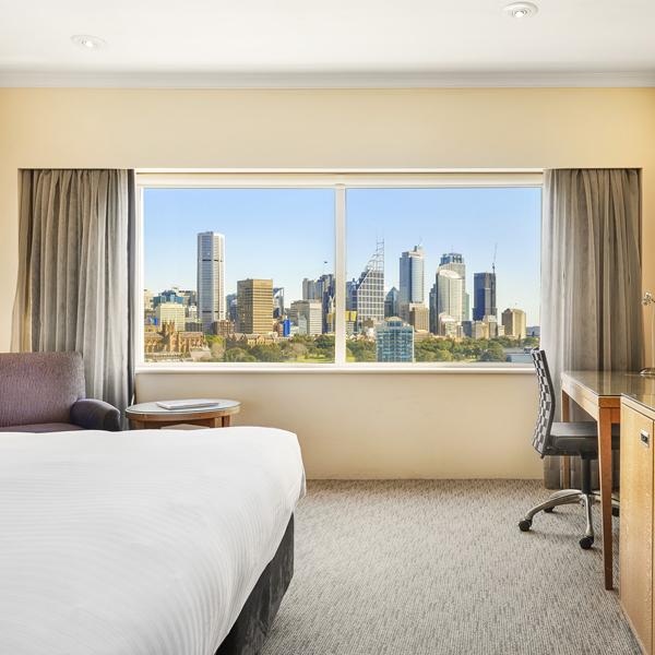 dog friendly accommodation | Holiday Inn Potts Point Sydney