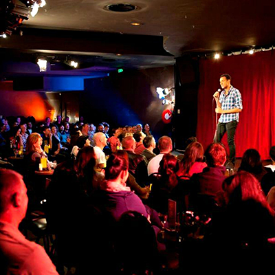 Sydney Comedy Store, Moore Park