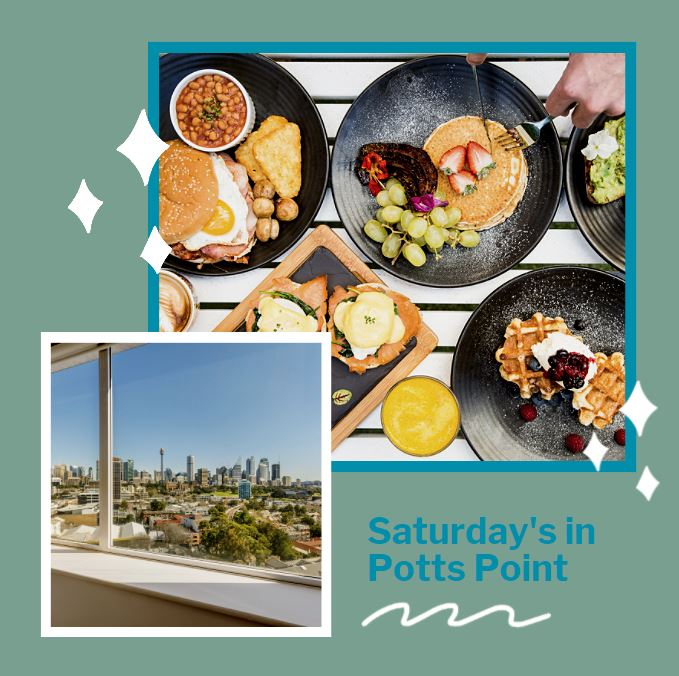 Weekend special package at Holiday Inn Potts Point