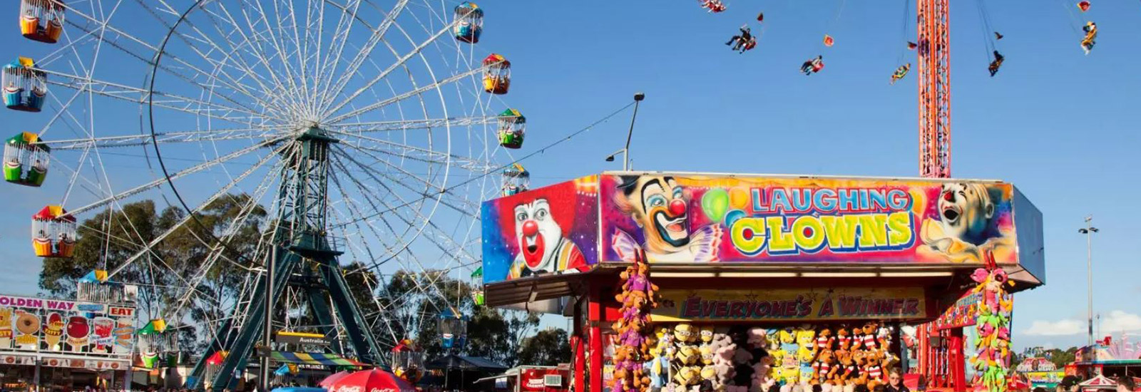 Easter school holidays at the Sydney Royal Easter Show
